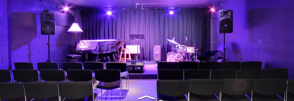 JMI Live stage photo