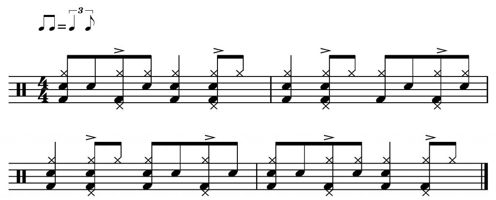 JMI Educational Blogs - Reading Rhythms & Ostinato - Jazz