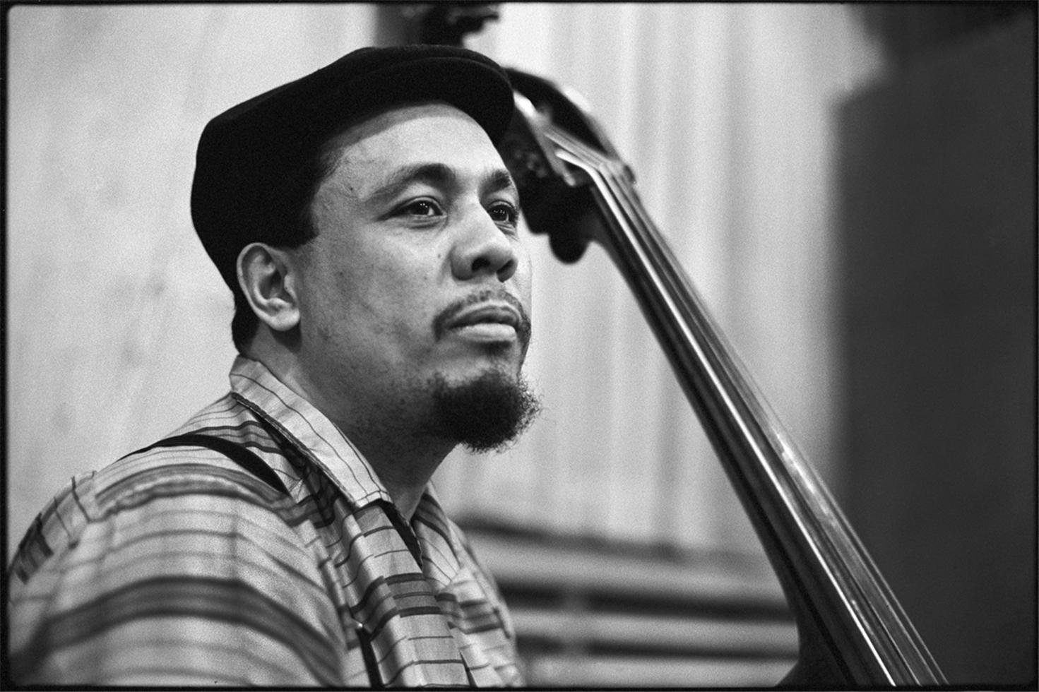 charles mingus double bass