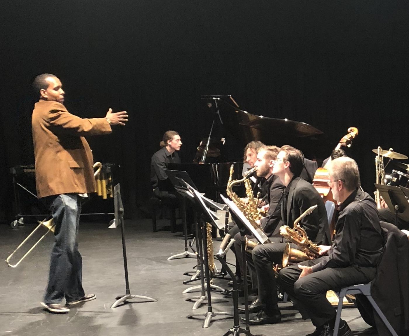 Essentially Ellington Down Under 2018 - Jazz Music Institute