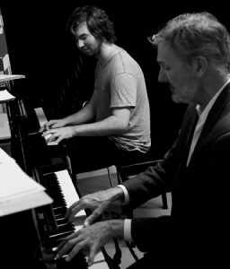steve russell jake bristow piano teaching