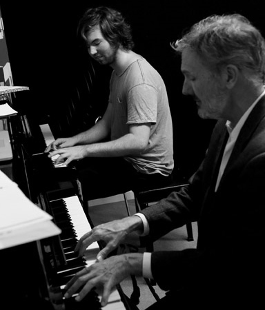 steve russell jake bristow piano teaching